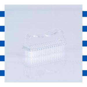 la brosse nettoyante est discrète et douce pour nettoyer le dessous des ongles