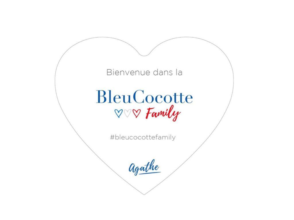 coeur bleucocotte family